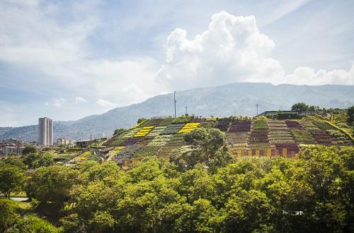 Medellín, una ciudad ecoturística