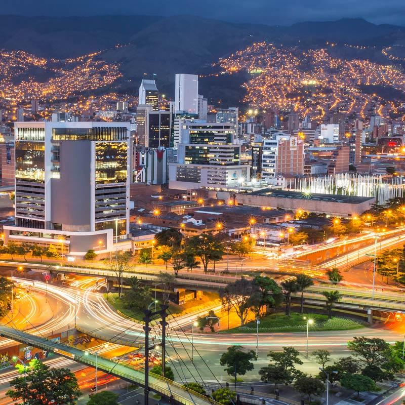 Medellín continúa en la preferencia de organizadores de eventos  nacionales e internacionales