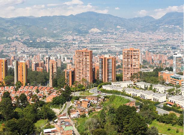 Medellín nominada a los World Travel Awards 2021