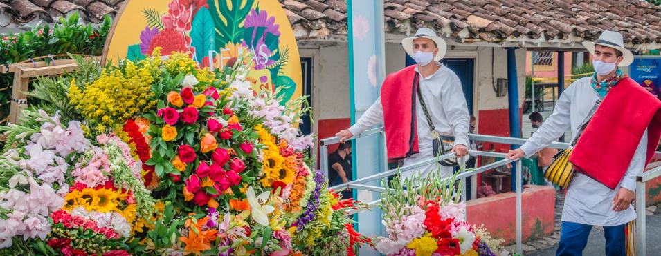 La Feria de las Flores 2021 celebrará la vida y las tradiciones de Medellín