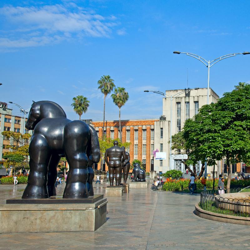 Medellín gana premio internacional al Futuro de los Viajes 2021 en la categoría de ciudades