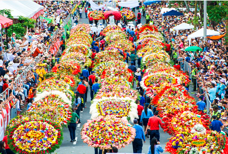 El mejor momento para visitar a Medellín por todos sus increíbles festivales